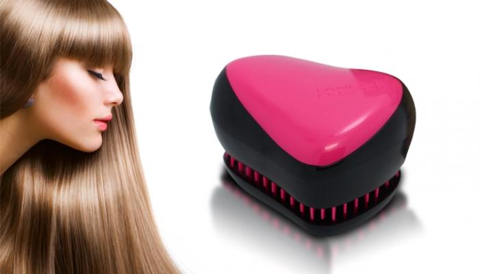 Фото - Tangle Teezer Расческа (Распутывает ваши волосы и делает их гладкими) купить в киеве на подарок, цена, отзывы