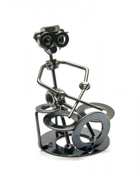 Фото - Техно-арт барабанщик 11Х7Х7 СМ купить в киеве на подарок, цена, отзывы