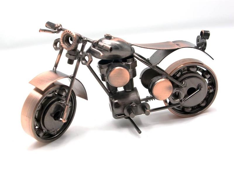 Фото - Техно арт байк металл 19Х11Х7 см купить в киеве на подарок, цена, отзывы