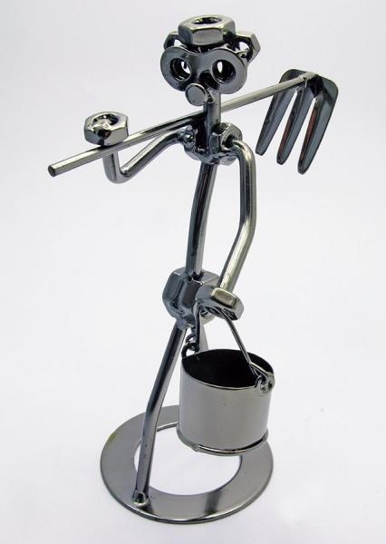 Фото - Техно арт дачник металл 19,5Х13Х8 см купить в киеве на подарок, цена, отзывы