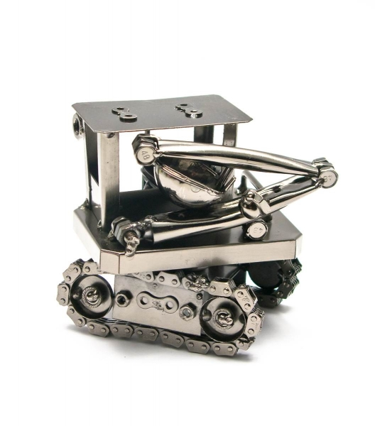 Фото - Техно арт ескаватор металл 26Х11Х8 см купить в киеве на подарок, цена, отзывы