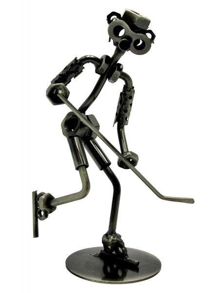 Фото - Техно арт хоккеист металл 18Х13Х7 см купить в киеве на подарок, цена, отзывы