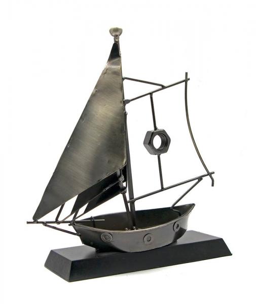 Фото - Техно арт парусник металл 26Х22,5Х9 см купить в киеве на подарок, цена, отзывы