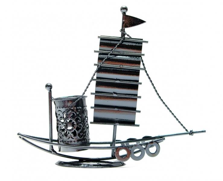 Фото - Техно арт подставка для парусник металл 17Х20Х5,5 см купить в киеве на подарок, цена, отзывы