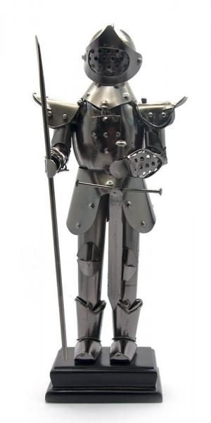Фото - Техно арт рыцарь металл 27Х11Х6 см купить в киеве на подарок, цена, отзывы