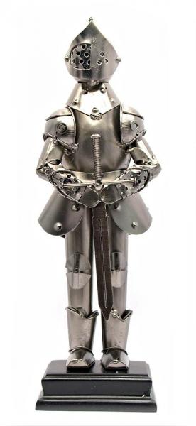 Фото - Техно арт рыцарь металл 27Х8,5Х6 см купить в киеве на подарок, цена, отзывы