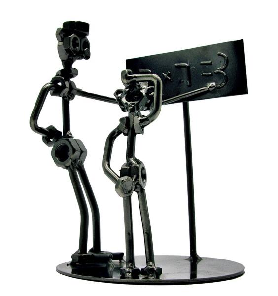 Фото - Техно арт школьник металл 17Х14Х12 см купить в киеве на подарок, цена, отзывы