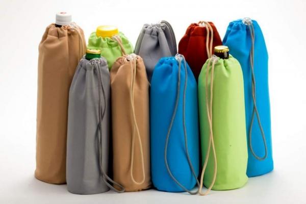 Фото - Термосумка для бутылки 1л купить в киеве на подарок, цена, отзывы
