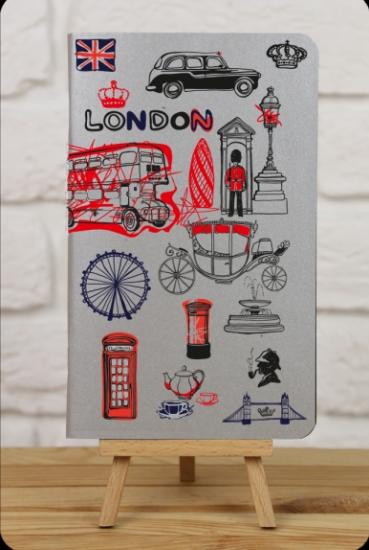 Фото - Тетрадь London купить в киеве на подарок, цена, отзывы