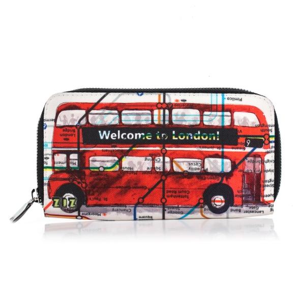 Фото - Тканевый кошелек Лондон купить в киеве на подарок, цена, отзывы