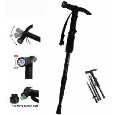 Фото - Трость телескопическая с подсветкой ОПОРА купить в киеве на подарок, цена, отзывы