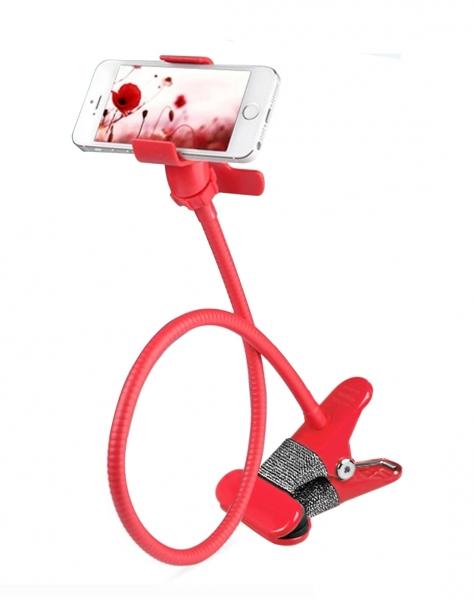 Фото - Универсальный держатель для смартфонов Pink купить в киеве на подарок, цена, отзывы