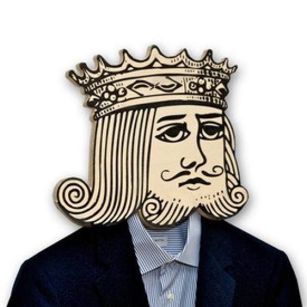 Фото - Вешалка Пиковый Король купить в киеве на подарок, цена, отзывы