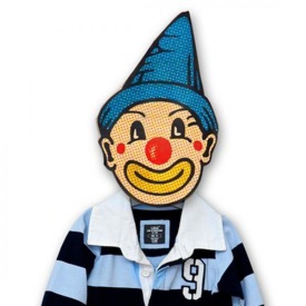 Фото - Вешалка Удивленный клоун купить в киеве на подарок, цена, отзывы