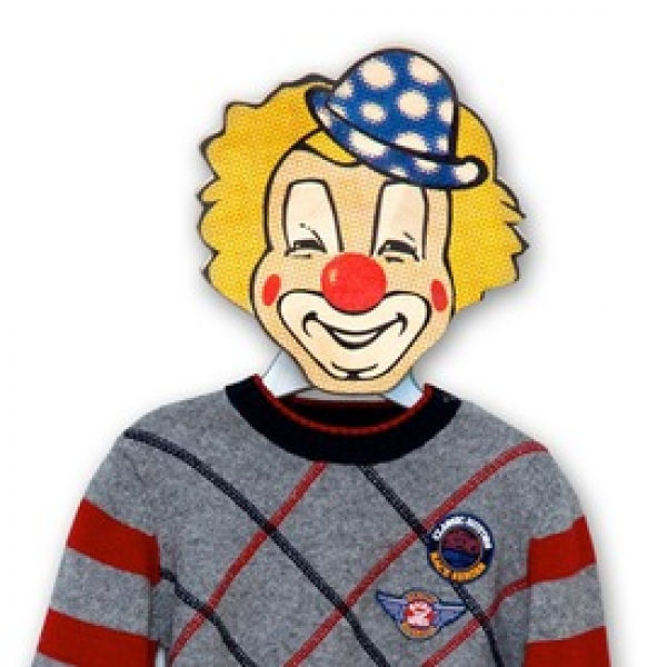 Фото - Вешалка Веселый клоун  купить в киеве на подарок, цена, отзывы