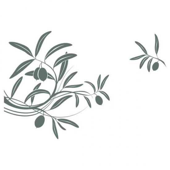 Фото - Виниловая Наклейка Olive купить в киеве на подарок, цена, отзывы