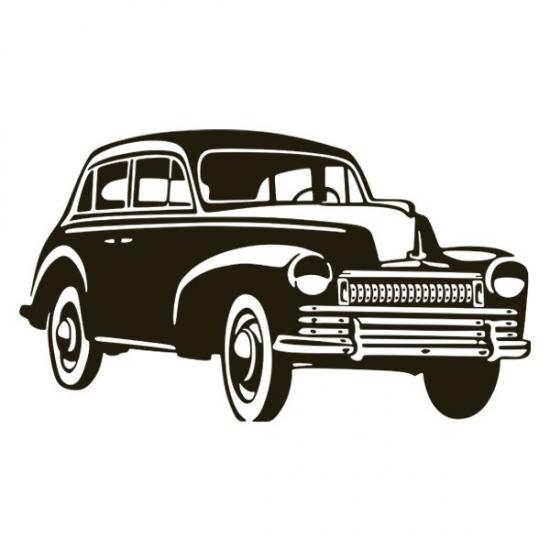 Фото - Виниловый Стикер Car купить в киеве на подарок, цена, отзывы