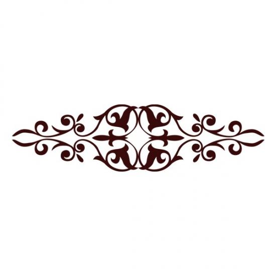 Фото - Виниловый Стикер Design Element купить в киеве на подарок, цена, отзывы