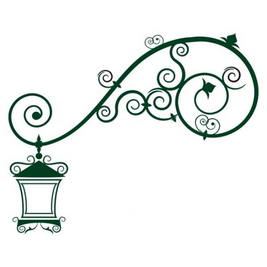 Фото - Виниловый Стикер Lamp купить в киеве на подарок, цена, отзывы