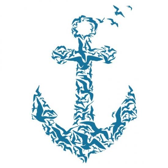 Фото - Виниловый Стикер Sea купить в киеве на подарок, цена, отзывы