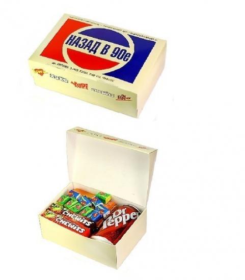 Фото - Вкусная помощь Назад в 90е купить в киеве на подарок, цена, отзывы