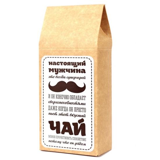 Фото - Вкусная помощь чай Для настоящих мужчин купить в киеве на подарок, цена, отзывы