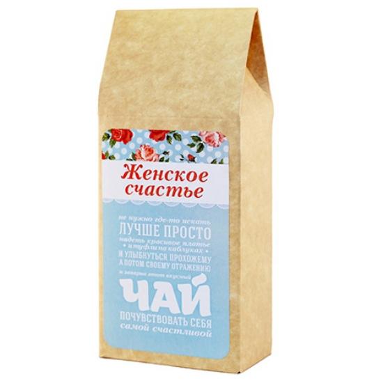 Фото - Вкусная помощь чай Женское счастье купить в киеве на подарок, цена, отзывы