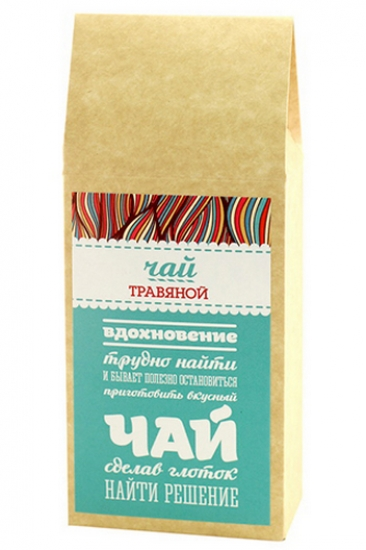 Фото - Вкусная помощь травяной чай Для вдохновения купить в киеве на подарок, цена, отзывы