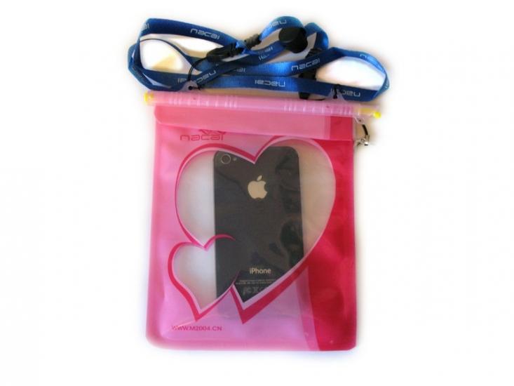 Фото - Водонепроницаемый чехол для документов и телефона купить в киеве на подарок, цена, отзывы