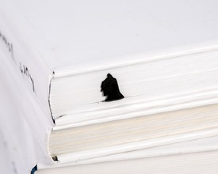 Фото - Закладка Бэтмен купить в киеве на подарок, цена, отзывы