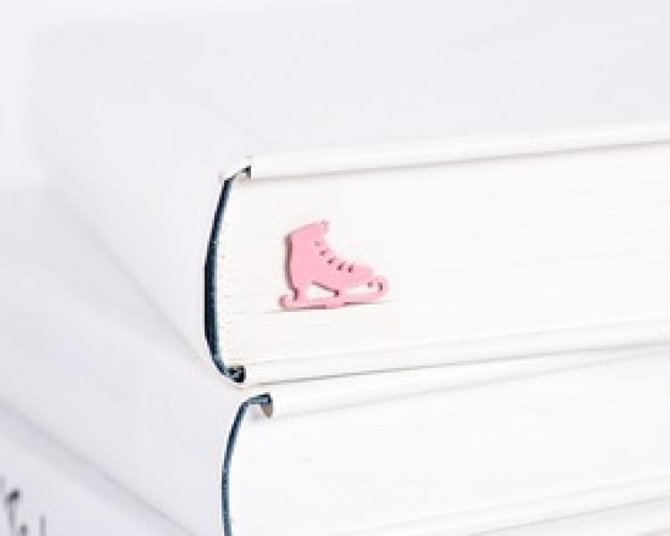 Фото - Закладка Дамские коньки купить в киеве на подарок, цена, отзывы