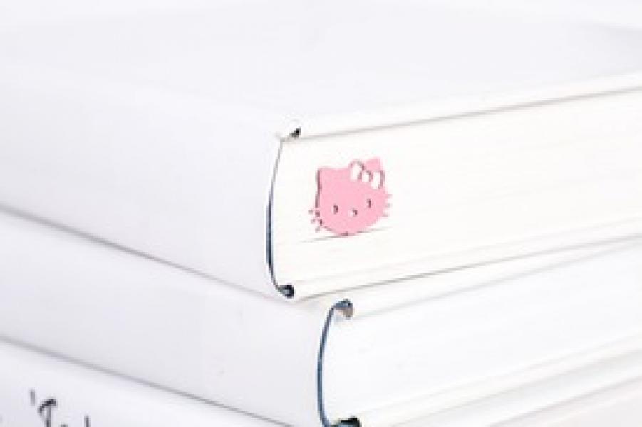 Фото - Закладка Hello Kitty купить в киеве на подарок, цена, отзывы