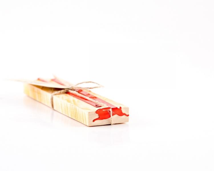 Фото - Закладка для книг Заяц купить в киеве на подарок, цена, отзывы