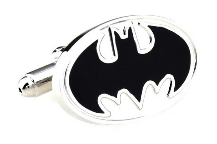 Фото - Запонки Batman white купить в киеве на подарок, цена, отзывы