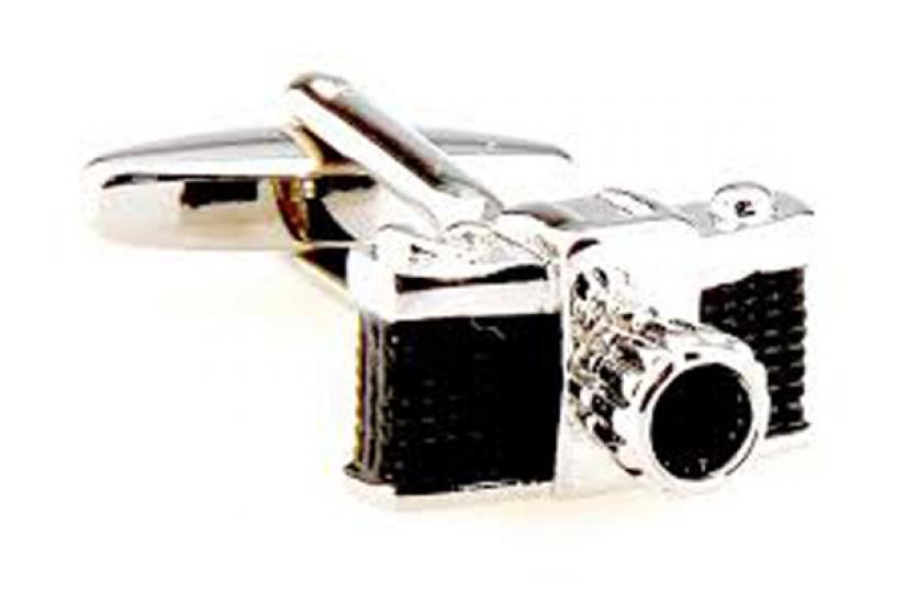 Фото - Запонки Фотоаппарат купить в киеве на подарок, цена, отзывы