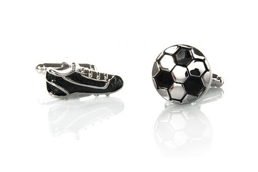 Фото - Запонки Футбол купить в киеве на подарок, цена, отзывы