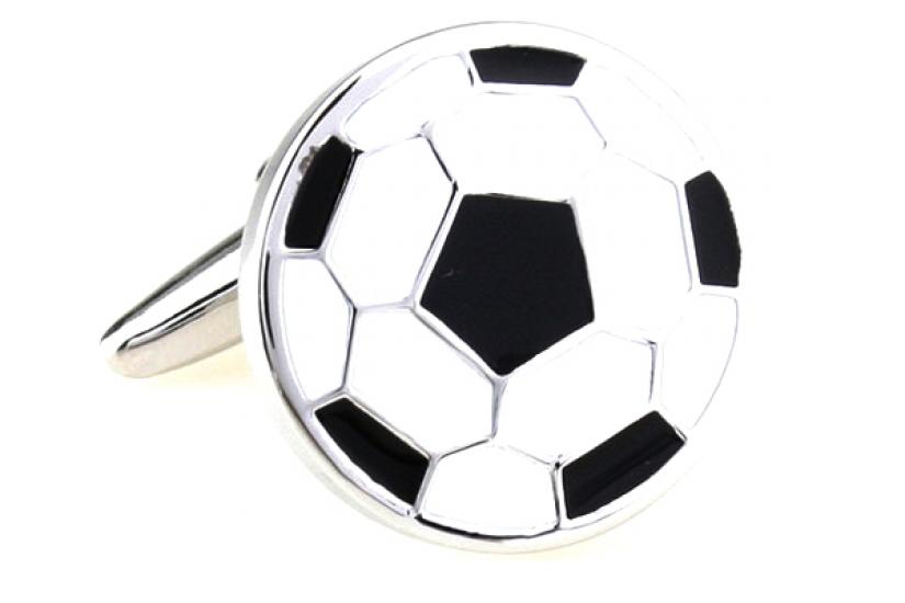 Фото - Запонки Футбольный мяч купить в киеве на подарок, цена, отзывы