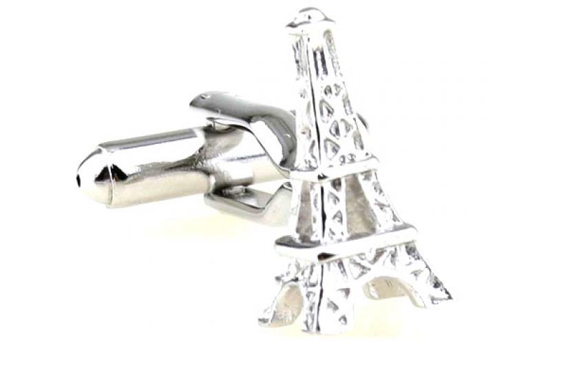 Фото - Запонки Paris купить в киеве на подарок, цена, отзывы