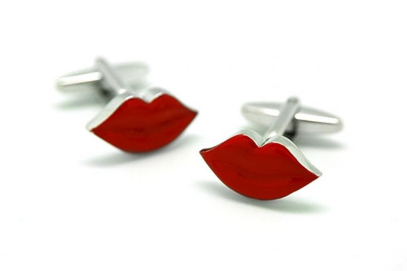 Фото - Запонки Поцелуй купить в киеве на подарок, цена, отзывы