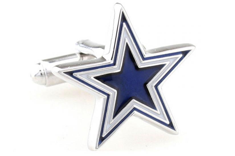 Фото - Запонки Звезда купить в киеве на подарок, цена, отзывы