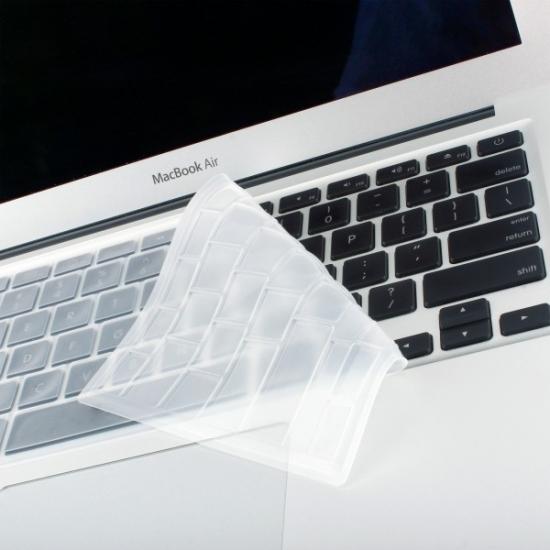 Фото - Защитный чехол клавиатуры ноутбуков HP 17 type A купить в киеве на подарок, цена, отзывы