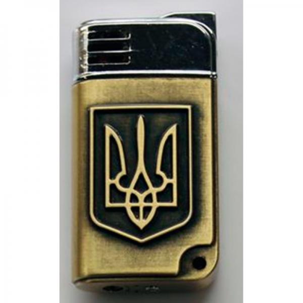 Фото - Зажигалка Герб Украины купить в киеве на подарок, цена, отзывы