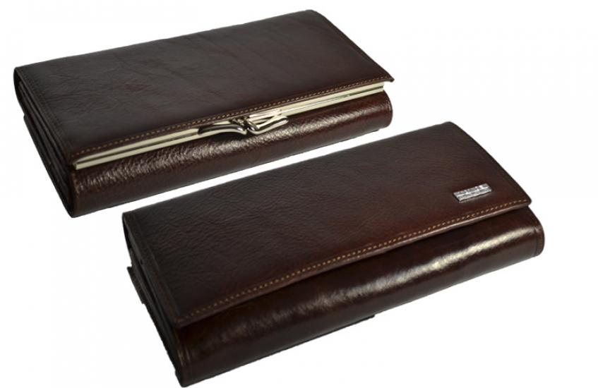 Фото - Женский кошелек кожа Monice B13 PY купить в киеве на подарок, цена, отзывы
