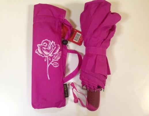 Фото - Зонт меняющий цвет малиновый купить в киеве на подарок, цена, отзывы