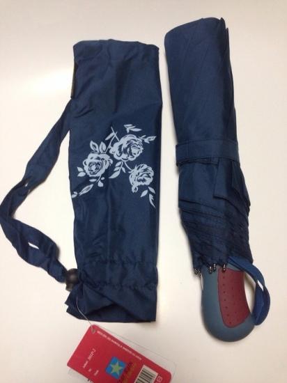 Фото - Зонт  меняющий цвет темно-синий купить в киеве на подарок, цена, отзывы