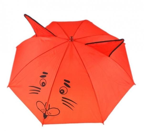 Фото - Зонтик детский с ушками в ассортименте купить в киеве на подарок, цена, отзывы