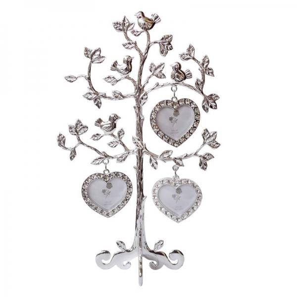 Фото -  Семейное дерево на 3 фотографии Воробушки купить в киеве на подарок, цена, отзывы