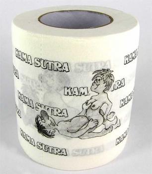 Фото - Туалетная бумага Камасутра купить в киеве на подарок, цена, отзывы