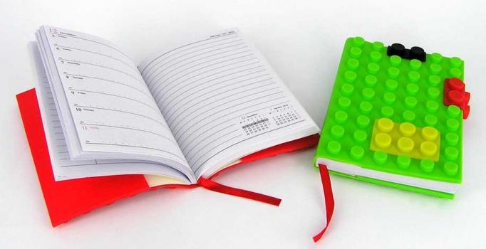Фото - Еженедельник Лего купить в киеве на подарок, цена, отзывы