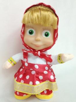Фото - Кукла Маша Повторюшка 21см купить в киеве на подарок, цена, отзывы